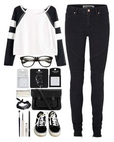 Untitled #797 by jakky13 on Polyvore featuring polyvore, fashion, style, Vero Moda, Vans, The Cambridge Satchel Company, Topshop, ASOS, Napoleon Perdis and NARS Cosmetics