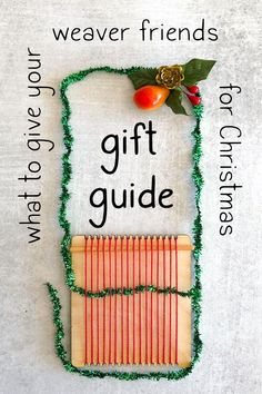 I've put together my favorite things - you'll find fun little gift ideas for weavers and essential tools and equipment for the weaving studio. Knitting Needle Storage, Fiber Art Jewelry, Yarn Storage, Fibre And Fabric, Tapestry Weaving, Knitting For Beginners, Little Gifts, Thoughtful Gifts, Fabric Crafts