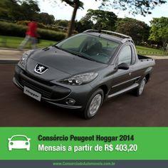 """Cansado das picapes convencionais que """"todo mundo"""" tem? Conheça o Peugeot Hoggar e veja as vantagens de programar a compra do seu por meio do consórcio. Acesse: https://www.consorciodeautomoveis.com.br/noticias/peugeot-hoggar-2014-sem-juros-por-meio-do-consorcio?idcampanha=206&utm_source=Pinterest&utm_medium=Perfil&utm_campaign=redessociais"""