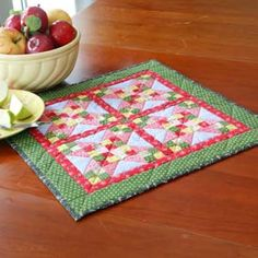 Little Bits of History Free Pattern Download