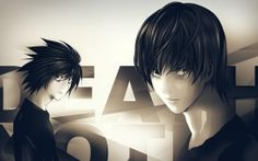 WALLPAPERS HD: Death Note Anime