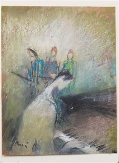 View Elvi Maarni's artworks on artnet. Learn about the artist and find an in-depth biography, exhibitions, original artworks, the latest news, and sold auction prices. Original Artwork, Musicals, Auction, In This Moment, Artist, Pastel, Painting, Image, Women