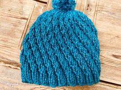 Heijastinlangasta piponen - Starbox Knit Crochet, Crochet Hats, Drops Design, Beanie Hats, Knitting Projects, Knitted Hats, Diy And Crafts, Kids, Handmade