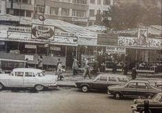 Aksaray Vatan başı Restaurantlar 1970'ler...