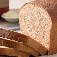 THE BEST w/w bread recipe I have found! Now our Bread Of Choice. Simple Whole-wheat Sandwich Bread