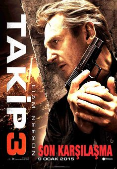 """2014 yapımı """"Taken 3 - Takip 3"""" isimli aksiyon filminin, 1080p Türkçe dublajlı versiyonu eklenmiştir. İyi seyirler... IMDb:6,1  http://www.thehdfilmizle.com/Takip_3_2014_Full_HD_1080p_Turkce_Dublaj-izle-2373.html"""