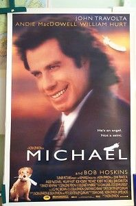 "Great 1996  John Travolta movie original movie poster available on my web site ""Michael"""