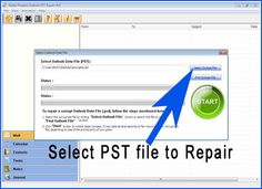 Outlook 2010 recovery can be performed with third party Outlook PST Recovery software. The software easily lets you repair corrupted Outlook 2010 pst file and recover email, contacts, notes, journals, calendars, appointments etc.
