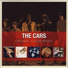 The Cars Album Cover Photos - List of The Cars album covers - Page 2