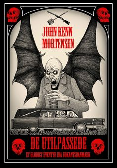 Post-Its and Monsters: An Interview with John Kenn Mortensen ...
