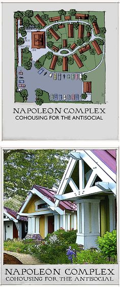 tiny house community california. Napoleon Complex: Co-housing For The Antisocial...Complex Planned To Open Tiny House Community California E