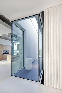 ZAJC Showroom and Production Hall / IPNOTIC Architecture