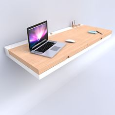"""Castelli Design competition 2012 - Designing New Ways of Working / """"Emma"""" suspended desk - honorable mention 