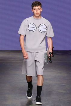 MAN: Bobby Abley Spring/Summer 2015