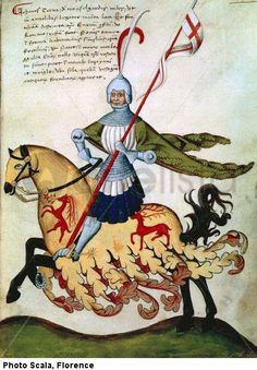 """""""The knight still waits silent upon his steed. And after a long moment, he shifts in his brocaded saddle, he puts a heavy booted foot into that stirrup and settles his weight upon it. He pulls his sword in scabbard from the wrapped saddlebags. He dismounts. The snowflakes swirl as he moves, like sand in an underwater stream. The knight stands heavy upon the ground. Then he moves forward. A pale green gaze, like a leaf caught under frost.""""   -- from the novel Sinful Folk…"""