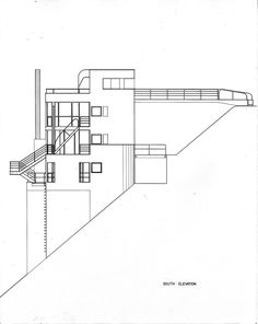 richard meier's douglas house in michigan granted designation
