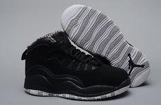 pretty nice c3c8b 92750 Kids Air Jordan 10 Stealth Shoes