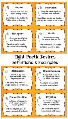 Poetry terms with examples and definitions - included in Laura Candler's Exploring Poetry along with lessons, activities, and printables for teaching kids to read and understand poetry. Poetry Unit with Fun Lessons and Activities for Introducing Po Teaching Poetry, Teaching Writing, Writing Skills, Teaching Kids, Writing Lessons, Poetry Unit, Writing Poetry, Poetry Poem, Poetry Quotes