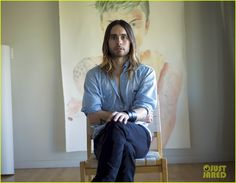 Jared Leto.- (via http://www.justjared.com/2013/11/14/jared-leto-talks-dallas-buyers-club-transvestite-character-with-v-mag-exclusive/