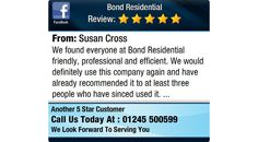 We found everyone at Bond Residential friendly, professional and efficient. We would...