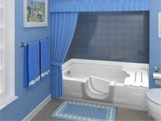 Bathtub Inserts: Quick Fix for Disabled Bathrooms