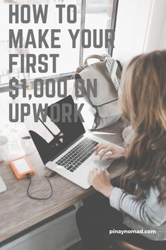 If you want to know how to make your first $1000 on Upwork every single month for 4 hours a day, then you should read this article. Content Marketing, Social Media Marketing, Digital Marketing, Writing Jobs, Online Entrepreneur, 4 Hours, Digital Nomad, Work Travel, How To Become