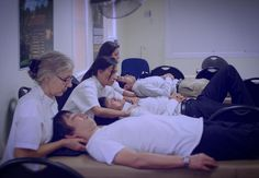 Canadian Academy of Osteopathy students treating Japan institute of Classical Osteopathy delegates.  #osteopath #osteopathy #HamOnt #CAO #ManualTherapy #AlternativeMedicine #Demonstration #Love #osteopathic #HamiltonOntario #HigherEducation #Health #ATStill #picoftheday #instagood #Instahealth #Instalike #PhotooftheDay #Anatomy #JICO #FoundersWeekend #CAOGrandEvent