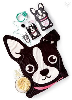 Cuddle up with paw-dorable sleepover accessories!