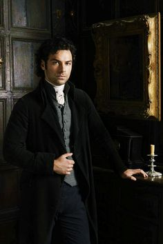 """New Still of Aidan Turner as Ross Poldark in ""Poldark Season 2″ """