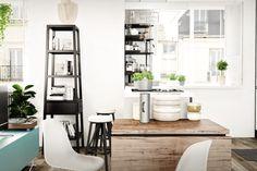 """See """"A small family apartment"""" original, original size: 1500x1000"""
