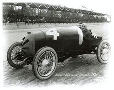 Gaston Chevrolet Monroe (Frontenac) #4, Winner 1920 Indianapolis 500 (IMS Archives)