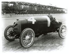 Gaston Chevrolet Monroe (Frontenac) #4, Winner 1920 Indianapolis 500 (IMS Archives)