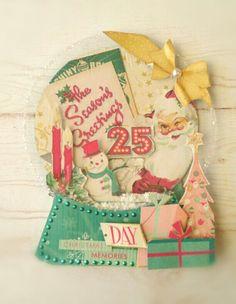 Shuさん主催クリスマスカード交換会☆頂いたカード|miniusa