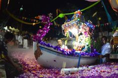 Sri – Sri Radha Kunjavihari Chandan Yatra Mahotsava 2016 (Album with photos) Bali, Indonesia.  Srila Prabhupada: All glories to…