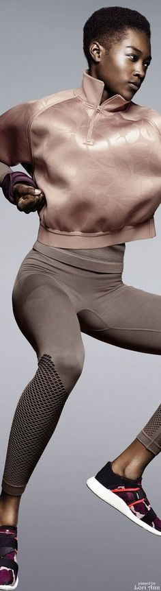 Adidas by Stella McCartney Fall 2015 RTW