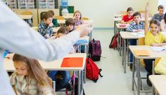 Busy Classroom: Decompress After School *This post for the Melissa & Doug blog comes from Cindy Utzinger, pediatric Occupational Therapist.
