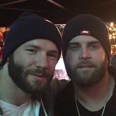 Patriots' Julian Edelman and Red Sox' Mike Napoli