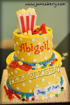 52 Best Movie Theme Cakes Images In 2013 Movie Theme