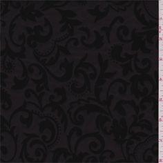 Items similar to Mocha Brown Scroll Chiffon/Twill, Fabric By The Yard on Etsy Sheer Chiffon, Chiffon Fabric, Mocha Brown, Muslin Fabric, Scroll Design, Club Style, Gorgeous Fabrics, Fashion Fabric