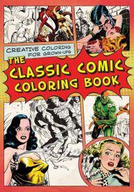 The Classic Comic Coloring Book