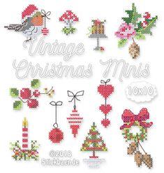 Vintage Christmas Mi