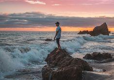 Στη θάλασσα η ψυχή μας βρίσκει τη θέση της My Dream, Water, Favorite Things, Travel, Outdoor, Google Search, Quotes, Gripe Water, Outdoors