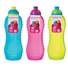 Sistema Twister Water Bottles - BPA free drink bottles just for kids!