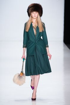 Fall/Winter 2013-2014 collection by Russian designer Alena Akhmadullina.. I need this whole outfit down to the shoes