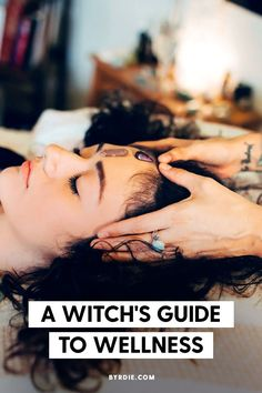 Health and beauty tips from witches