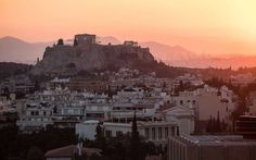 26 Stunning Photos of the World's Most Beautiful Places:      Athens, Greece