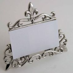 Human jawbone business card holder the paranormal community board elegant fleur de lis nickel business card holder colourmoves