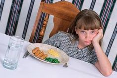 """""""I'm not hungry, mom!"""" — Meds may dull your child's interest in food. Bring back her appetite with these smart expert strategies."""