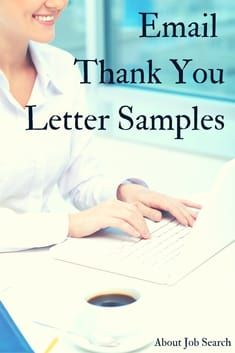 the goal of a sample thank you letter for an interview is to