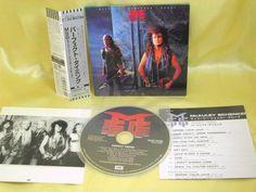 CD/Japan- MSG / McAULEY SCHENKER GROUP Perfect Timing +2 w/OBI RARE mini-LP CD #MelodicHardRock
